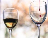 Wine theme Royalty Free Stock Photography