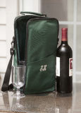 Wine Tote Royalty Free Stock Photos