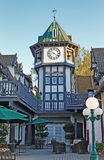 Wine Valley Inn in Solvang California Royalty Free Stock Photography