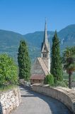 Wine Village of Tramin,south Tyrolean Wine Route,Italy. The famous Wine Village of Tramin near merano and Bolzano,South Tyrolean Wine Route,Trentino,Alto Adige royalty free stock photography