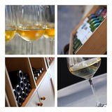 Wine and wineries Stock Photo