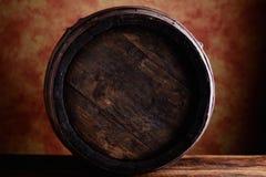 Wine wood Stock Image