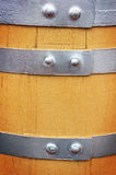 Wine wooden barrel Royalty Free Stock Photography