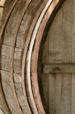 Winebarrel Royalty Free Stock Photography