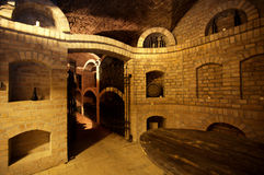 Winecellar Stock Photography