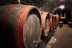 Winecellar Στοκ Φωτογραφίες
