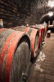 Winecellar Fotografie Stock Libere da Diritti