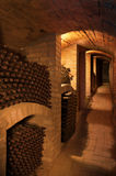 Winecellar Royalty-vrije Stock Foto's