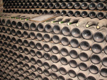 Winecellar. In the city of Mendoza, Argentina stock image