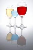 3 winecup Stock Photos