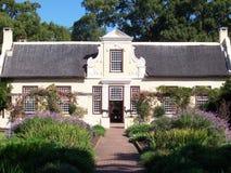 Wineestate S.Africa de Vergelegen Photo stock