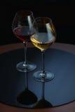 2 wineglases Стоковая Фотография RF