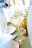 Wineglass Foto de Stock