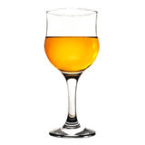 wineglass Fotografia Stock