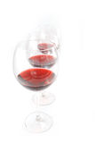 wineglass Fotografia de Stock Royalty Free
