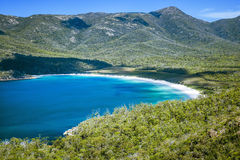 Wineglass bay Royalty Free Stock Image
