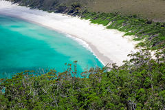 Wineglass bay Royalty Free Stock Images