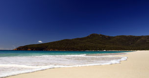 Wineglass Bay. Taken at Wineglass Bay, Tasmania, Australia Stock Photography