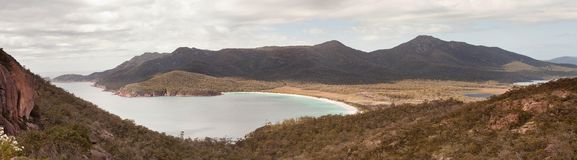 Wineglass Bay, Tasmania Royalty Free Stock Photos