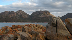 Wineglass Bay Tasmania Stock Photo