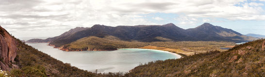 Wineglass Bay Tasmania Royalty Free Stock Photography
