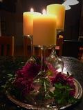 Wineglass Centerpiece Obrazy Royalty Free