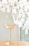 Wineglass closeup Royalty Free Stock Image