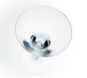 Wineglass glass water Stock Photography