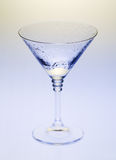 Wineglass glass water Stock Images