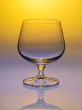 Wineglass glass water Royalty Free Stock Image