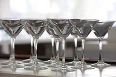 Wineglasses γυαλιού στοκ εικόνες με δικαίωμα ελεύθερης χρήσης