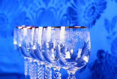 Wineglasses a Royalty Free Stock Image