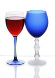 Wineglasses Royalty Free Stock Photography