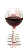 Wineglasses Stock Photo