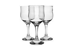 wineglasses Royaltyfria Foton