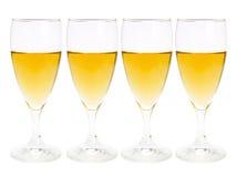 Wineglasses Fotos de Stock Royalty Free