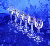 Wineglasses c Royalty Free Stock Photos