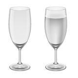Wineglasses Royalty Free Stock Image
