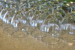 Wineglasses Stock Image