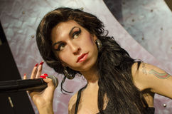 Winehouse d'Amy Photographie stock libre de droits