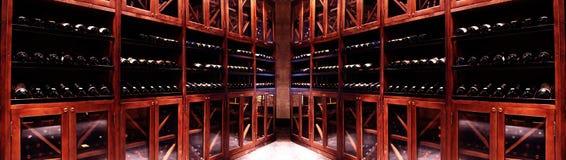 Winekällare Royaltyfria Foton