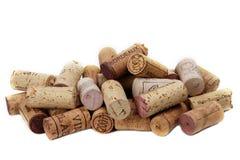Winekorkar Royaltyfria Bilder