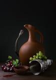 Winemaking Royalty Free Stock Image