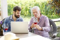 winery obraz stock