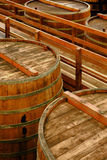 Winery Aging Vats Stock Images