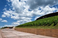 The winery of Antinori nel Chianti Classico. Florence my city, my love royalty free stock image