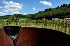 The winery of Antinori nel Chianti Classico XX. The winery of Antinori nel Chianti Classico Florence my city, my love stock image