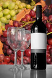 Winery Industry Stock Photography