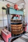 Winery Machine Mendoza Argetina Royalty Free Stock Photos