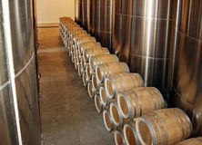 Winery Royalty Free Stock Image